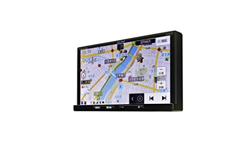 イクリプス(ECLIPSE) カーナビ AVN-D7 ドライブレコーダー内蔵 地図無料更新 地デジ(ワンセグ/フルセグ)/VICS WIDE/SD/CD/DVD/USB/Bluetooth/Wi-Fi 7型