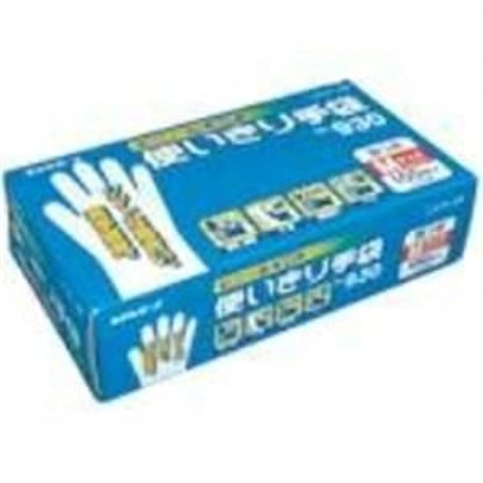 引き出す違反慣れる(業務用30セット) エステー ビニール使い捨て手袋/作業用手袋 【No.930/M 1箱】