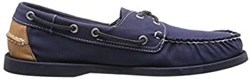 Spinnaker Canvas: B720146 Navy / Tan