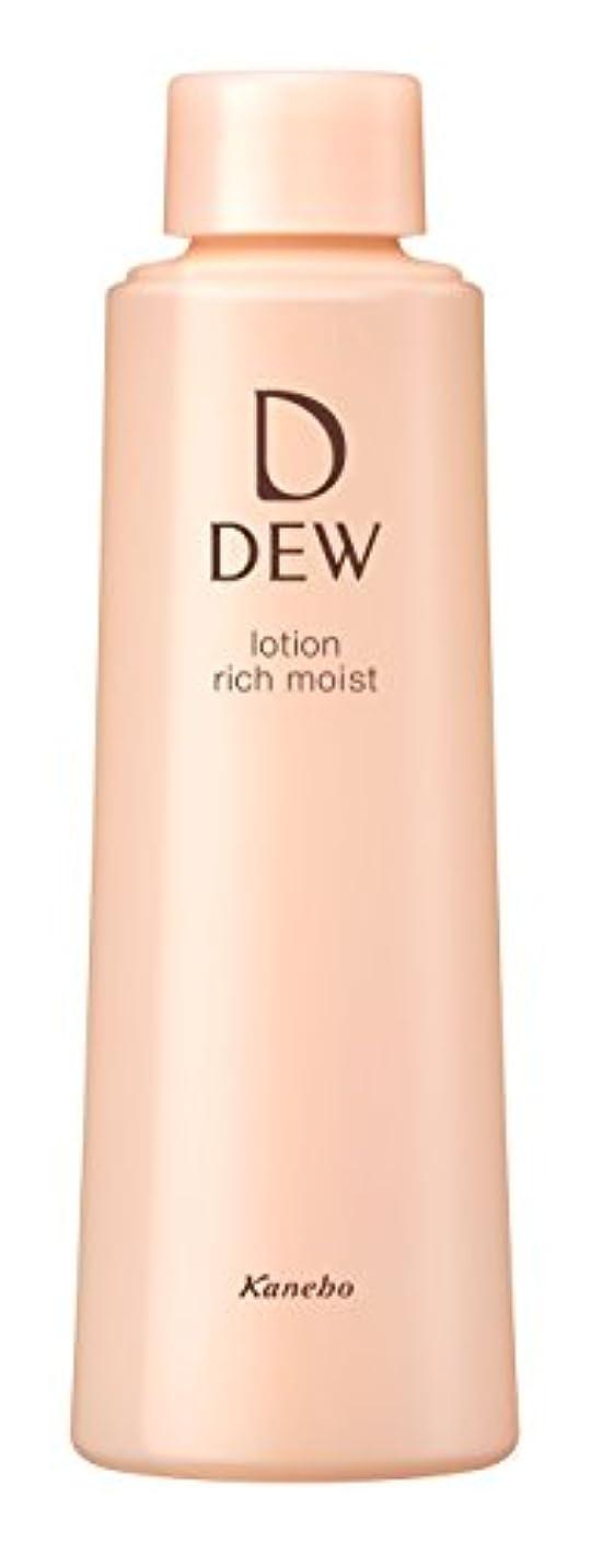 なのでちらつき反映するDEW ローション とてもしっとり レフィル 150ml 化粧水