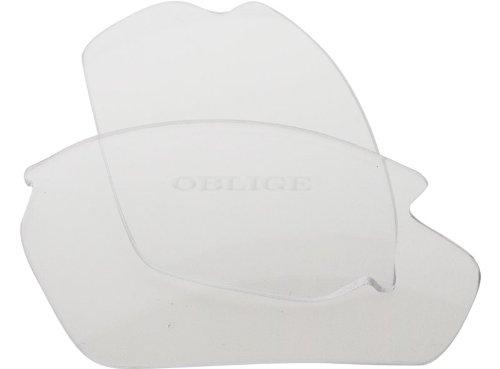 OBLIGE ZERO サングラス用 交換レンズ 001 CLEAR