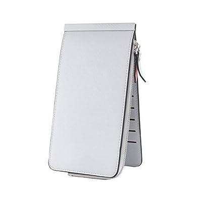 G-zebra Womens Walllet RFID Blocking Bifold Multi Card Case Organizer Wallet with Zipper Pocket