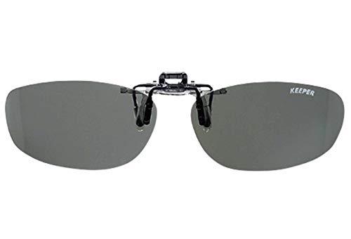 名古屋眼鏡 偏光サングラス メガネ取り付けタイプ ライトスモ...