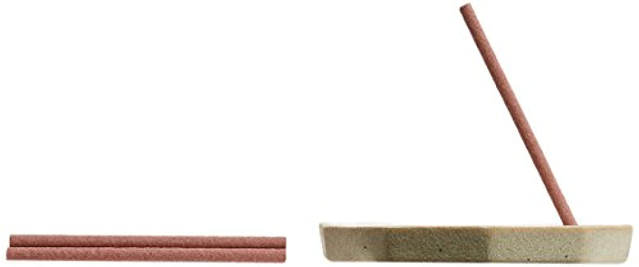 それ組み立てるめったに野山からのおふくわけ わびすけの薫り スティック6本入&香皿