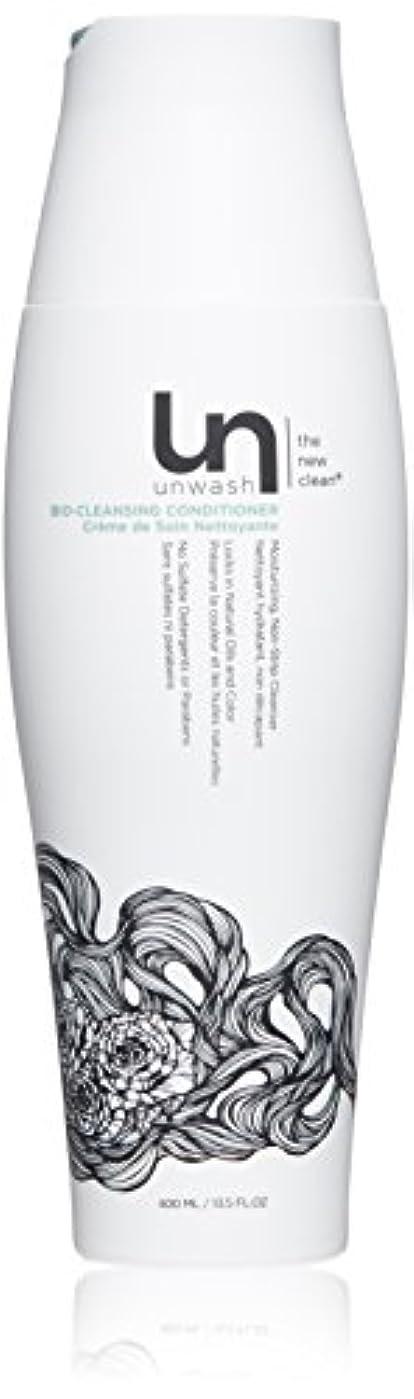 unwash Unwashバイオクレンジングコンディショナー髪のクレンザー:共同ウォッシュクレンジング&コンディショニング、 13.5オンス