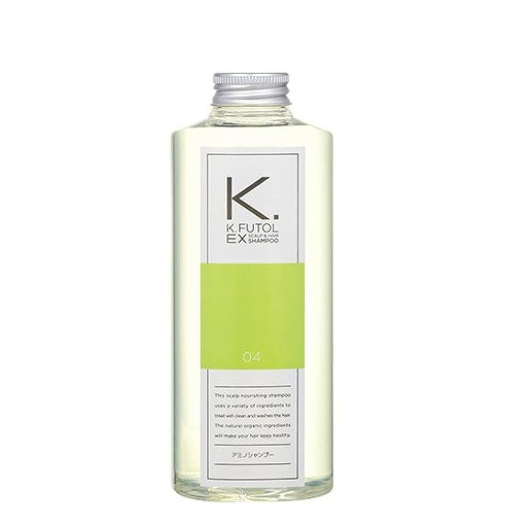 考慮早熟同志ケフトルEXアミノシャンプー 詰替ボトル 500ml/(k.futol EX)