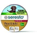 Seresto Dog Over 8kg Flea & Tick Collar Pet Meds