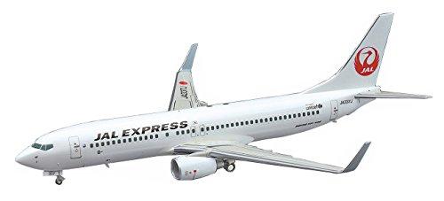 ハセガワ 1/200 JALエクスプレス B737-800 プラモデル 39 -
