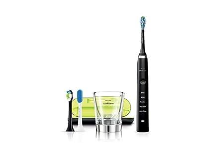 フィリップス ソニッケアー ダイヤモンドクリーン ディープクリーンエディション 電動歯ブラシ ブラック HX9305/08