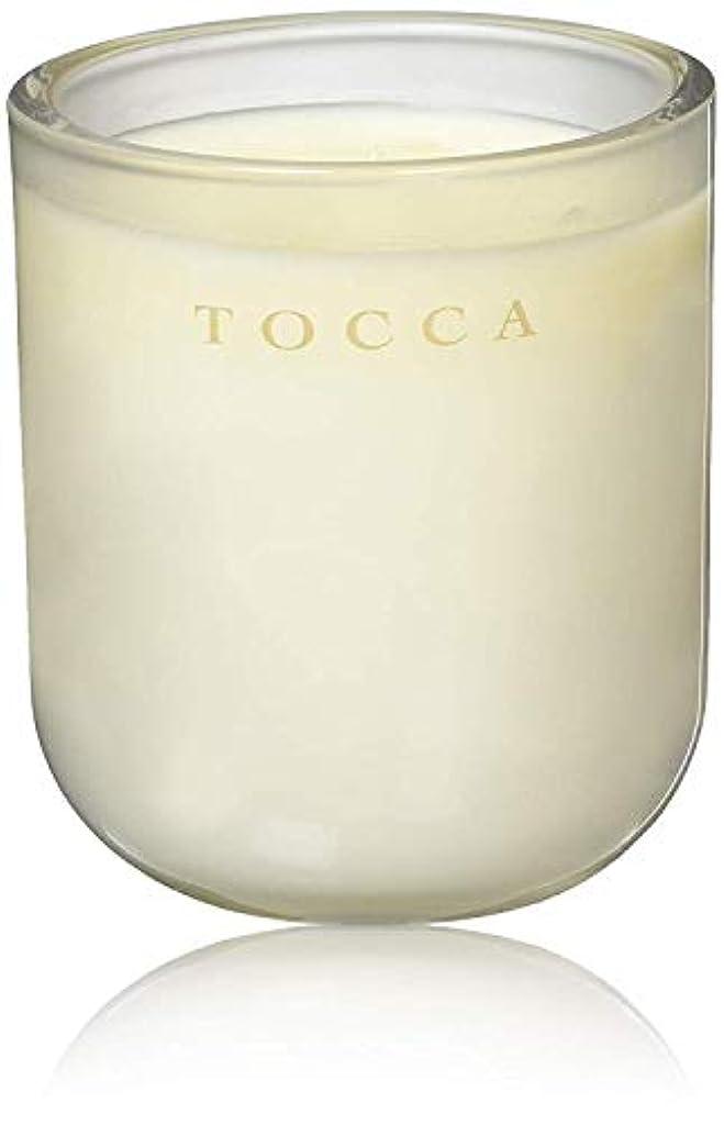 レジ淡い極めてTOCCA(トッカ) ボヤージュ キャンドル モントーク 287g (ろうそく 芳香 キューカンバーの爽やかな香り)