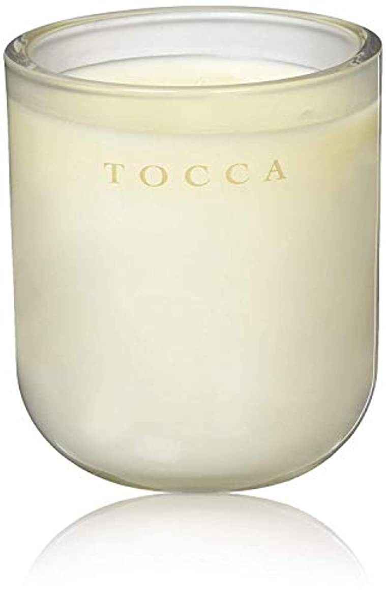 共和国音楽を聴く株式TOCCA(トッカ) ボヤージュ キャンドル モントーク 287g (ろうそく 芳香 キューカンバーの爽やかな香り)