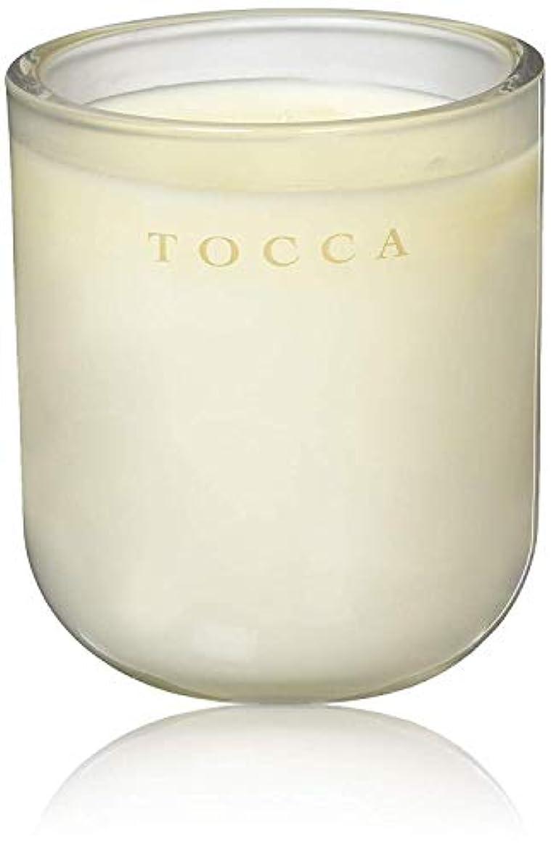 エンドテーブルマナー南方のTOCCA(トッカ) ボヤージュ キャンドル モントーク 287g (ろうそく 芳香 キューカンバーの爽やかな香り)