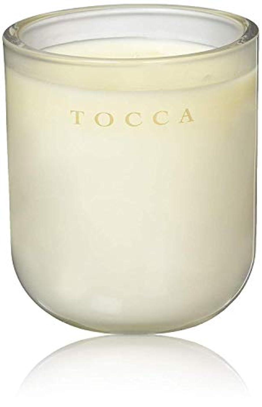 ずるい区別する印象派TOCCA(トッカ) ボヤージュ キャンドル モントーク 287g (ろうそく 芳香 キューカンバーの爽やかな香り)