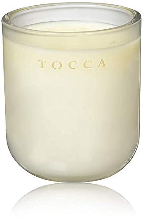 口述挑発する連邦TOCCA(トッカ) ボヤージュ キャンドル モントーク 287g (ろうそく 芳香 キューカンバーの爽やかな香り)