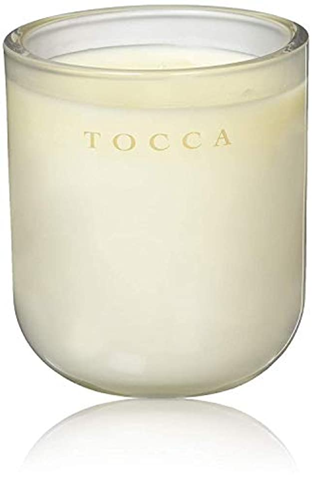 鋭くエンジニアリング入浴TOCCA(トッカ) ボヤージュ キャンドル モントーク 287g (ろうそく 芳香 キューカンバーの爽やかな香り)