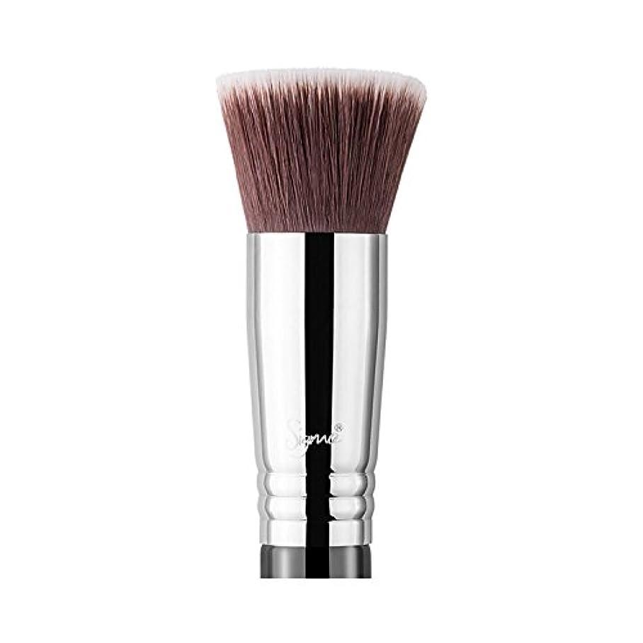 わずかにヒョウ排他的Sigma Beauty F80 Flat Kabuki Brush -並行輸入品