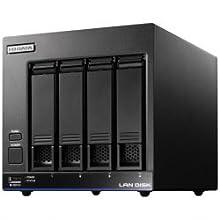 アイ・オー・データ機器 WD Red搭載 4ドライブスタンダードビジネスNAS 8TB