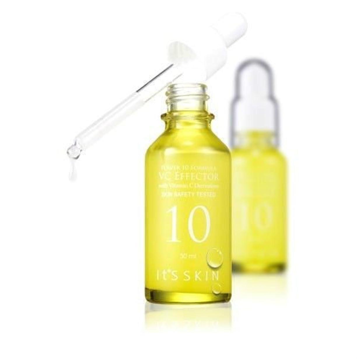 同等の件名油It's skin イッツスキン パワー 10 フォーミュラ VC エフェクター 30ml [並行輸入品]