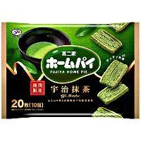 ホームパイ 期間限定 宇治抹茶 20枚×2袋