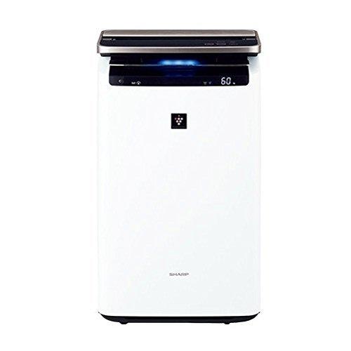 シャープ 加湿空気清浄機 プラズマクラスター ホワイト KI-HP100-W