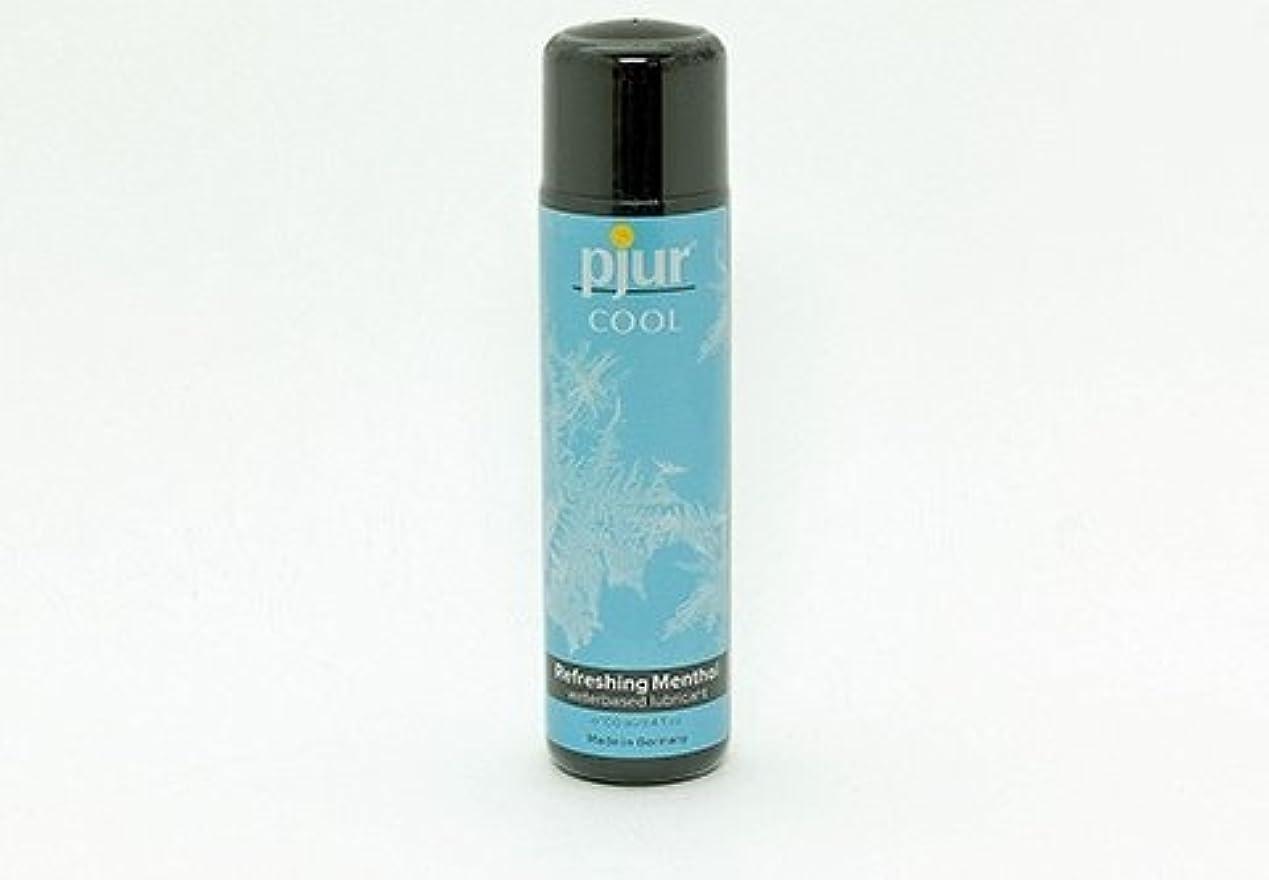 電球知覚的家事をするPjur Coolローション100ml 海外直送品 (1本)