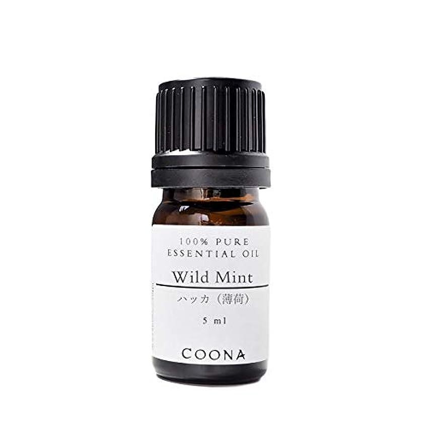 周り手紙を書く炎上ハッカ (薄荷) 5 ml (COONA エッセンシャルオイル アロマオイル 100%天然植物精油)