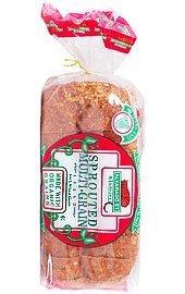 Alishan マルチグレイン雑穀ブレッド, 681g(約20スライス)[冷凍] ×4セット