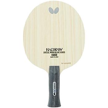 バタフライ(Butterfly) 卓球 ラケット ハッドロウ・VK AN シェークハンド アナトミック 攻撃用 36782