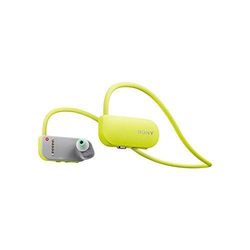 Sony Smart B-Trainer SSE-BTR1 Yellow 着用可能な音楽プレーヤー SSEBTR1 [並行輸入品]