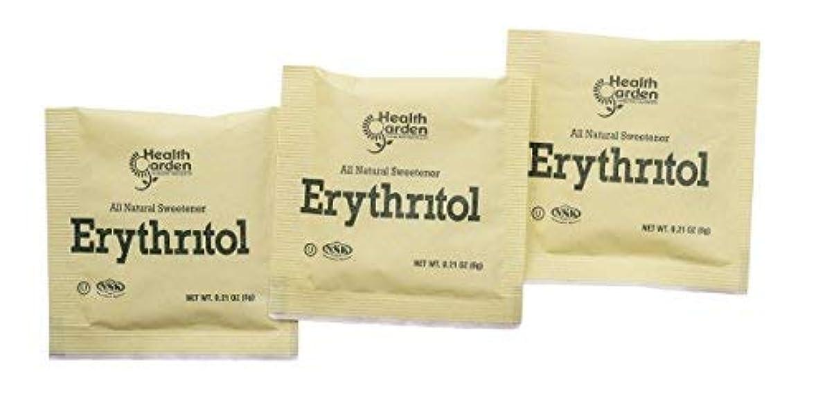 クローゼット検索エンジンマーケティング浮浪者Health Garden Erythritol Sugar Free Sweetener - 100% Natural & Non GMO Sugar Substitute (1000 Packets) [並行輸入品]