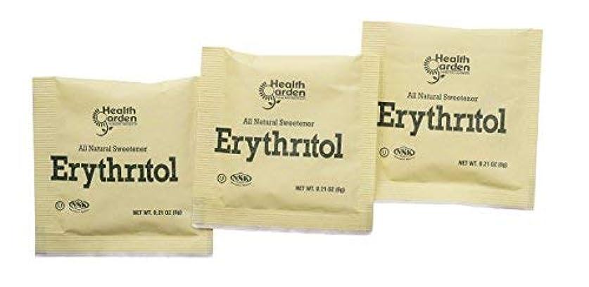 直立トークンテーマHealth Garden Erythritol Sugar Free Sweetener - 100% Natural & Non GMO Sugar Substitute (1000 Packets) [並行輸入品]