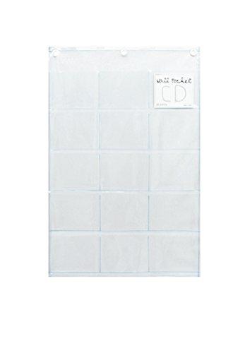 SAKI(サキ) ウォールポケット A4サイズ(7P)