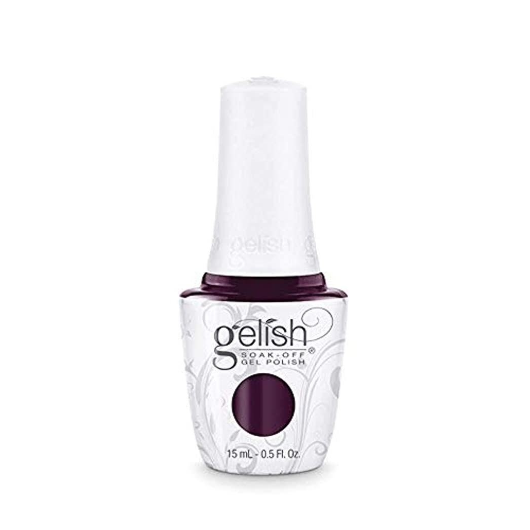 パブ支払う辞任するHarmony Gelish - Love Me Like A Vamp - 0.5oz / 15ml