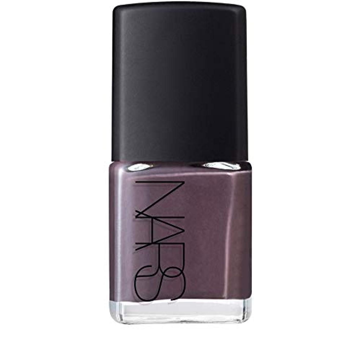 差別するスカープ見落とす[Nars] マノスク深いスモーキーラベンダーでのNarマニキュア - Nars Nail Polish in Manosque Deep Smokey Lavender [並行輸入品]