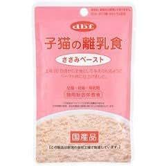 子猫の離乳食ささみペースト80g おまとめセット【6個】