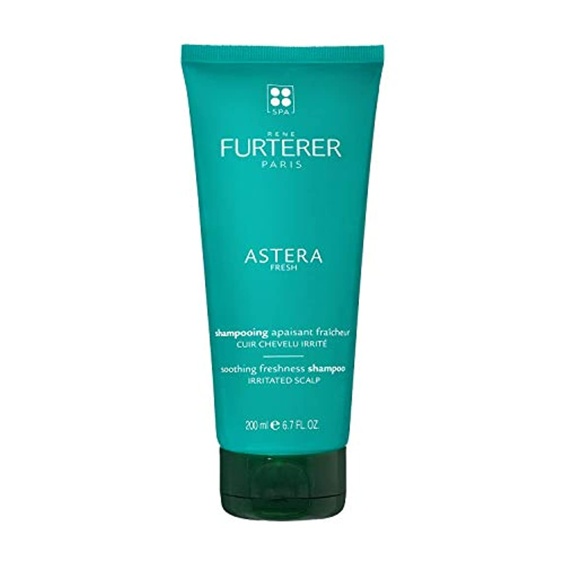 ルネフルトレール Astera Soothing Freshness Shampoo (For Irritated Scalp) 200ml [海外直送品]