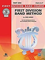 Alfred Publishing 00-FDL00013A First Division Band Method Part 1 - Music Book