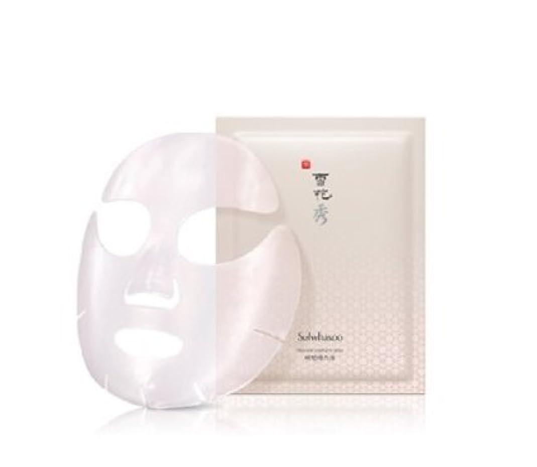 スクリュー海洋の丈夫[Sulwhasoo] Innerise Complete Mask (Yeo Min Mask) / 18g x 10 Sheets[並行輸入品]