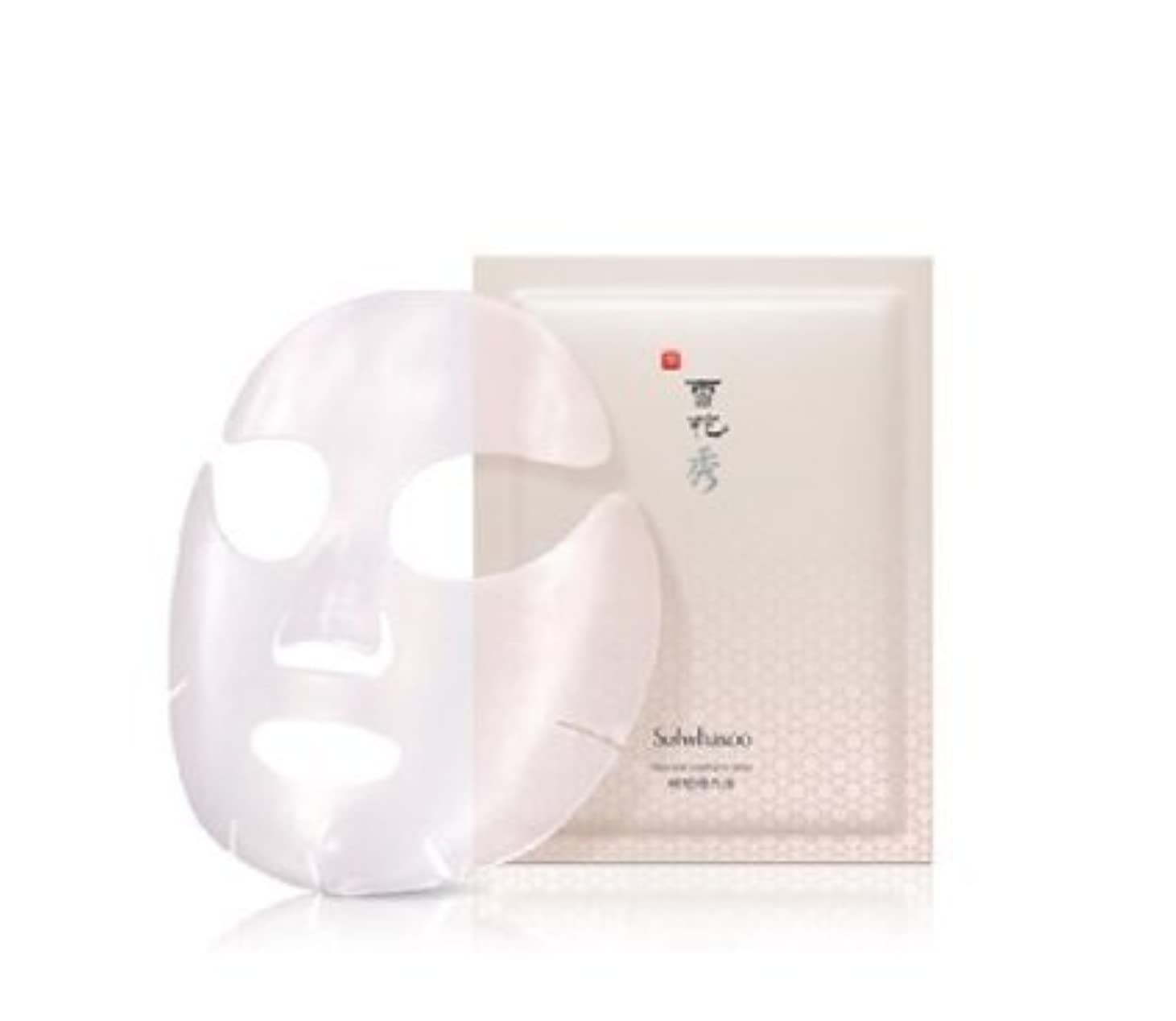 ポジティブぴったり宣教師[Sulwhasoo] Innerise Complete Mask (Yeo Min Mask) / 18g x 10 Sheets[並行輸入品]