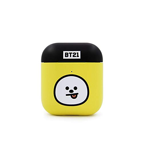 【BT21公式ライセンス商品】BT21 FACE Airpods Case(...