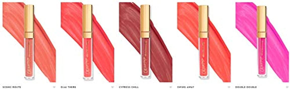 冷ややかなリビングルーム分析するカラーポップ (ColourPop)liquid lipsticks リキッドリップ (MAMA)