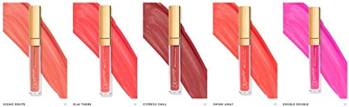 飼い慣らす熟練した吸うカラーポップ (ColourPop)liquid lipsticks リキッドリップ (MAMA)