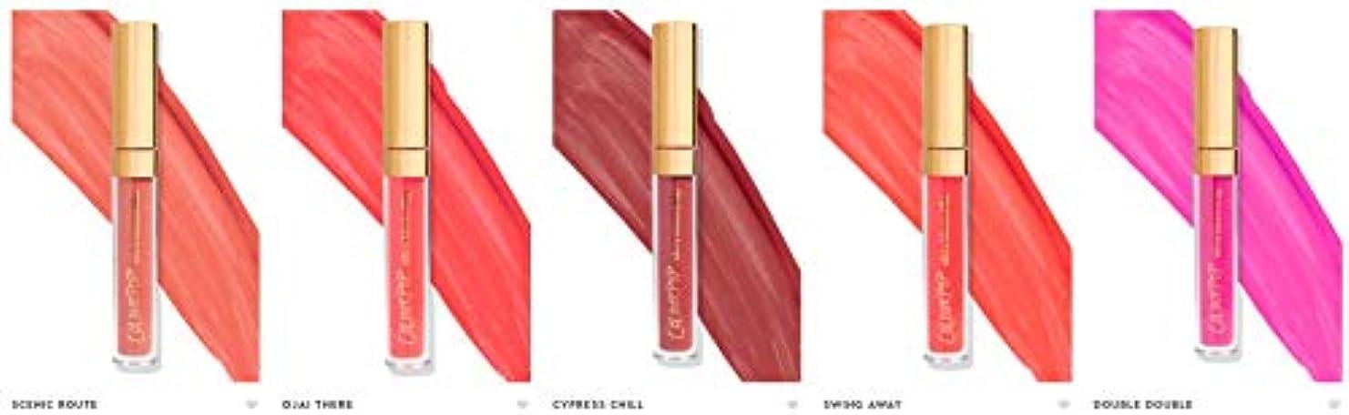 接地ペフ豚肉カラーポップ (ColourPop)liquid lipsticks リキッドリップ (DOOZY)