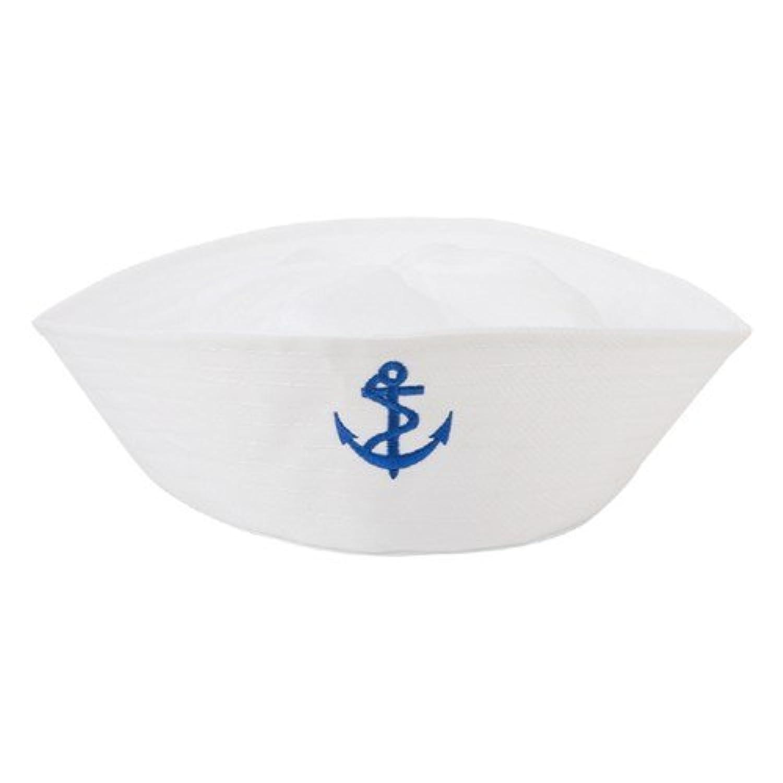 Fun Party Toy - Sailors hat [White]
