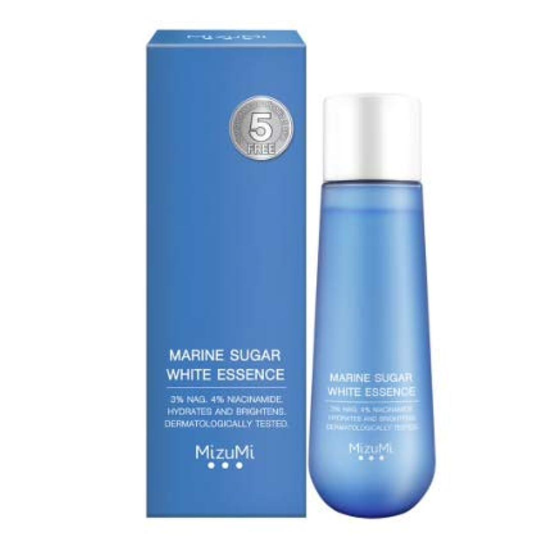 キャッシュシンプルさ浴室MizuMi Marine Sugar White Essence 125 ml.