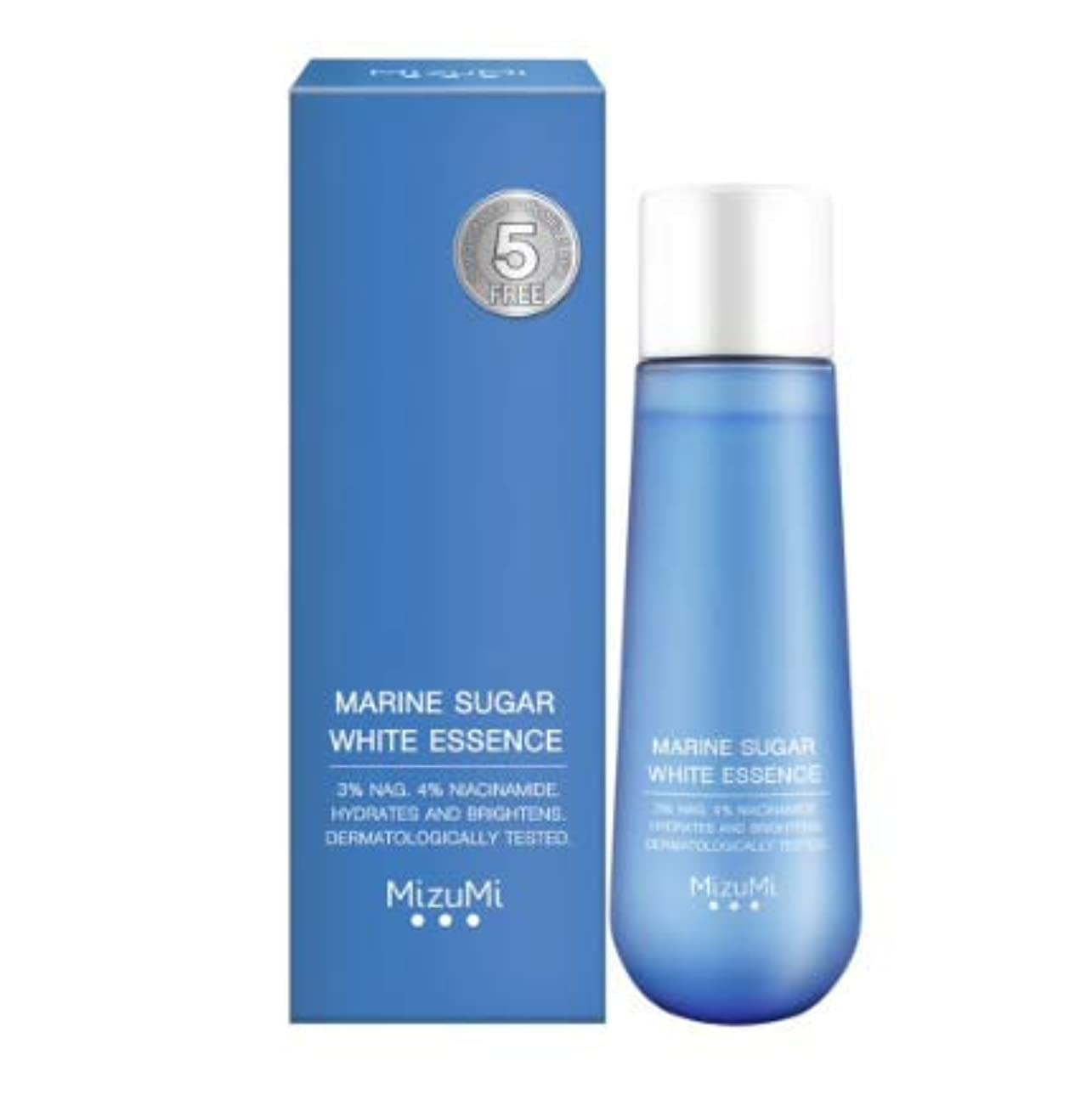 なめらかなデンプシー頭痛MizuMi Marine Sugar White Essence 125 ml.