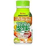 ハウスウェルネス PERFECT VITAMIN (パーフェクトビタミン) 1日分のビタミン ベジタブル&フルーツ味 190gボトル缶×30本入×(2ケース)