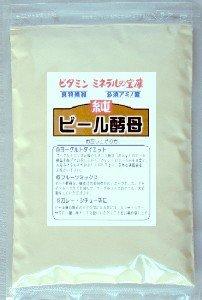 粉末国産ビール酵母 180g(脱苦味原料)100%