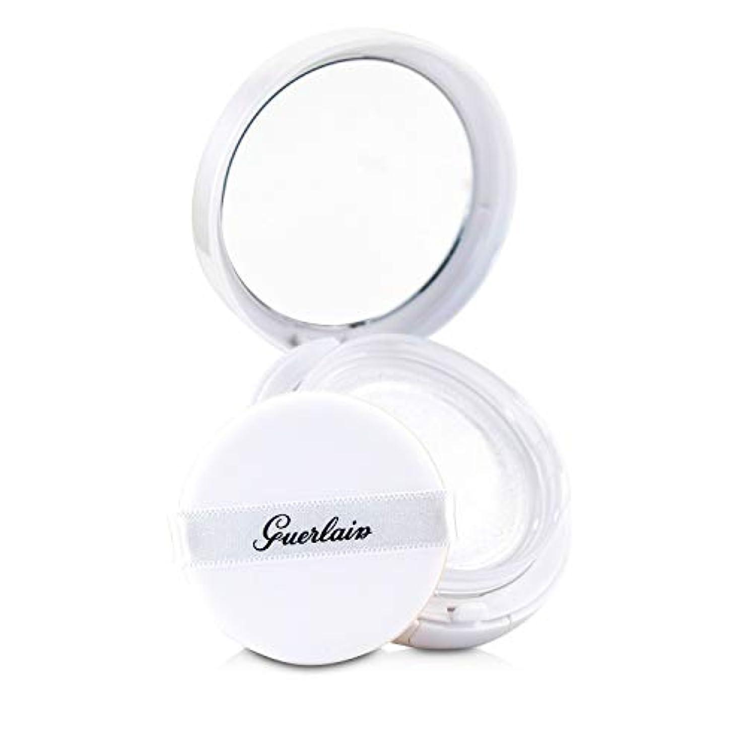 嫌がらせフィードバック明るくするゲラン Abeille Royale Bee Glow Aqua Cushion - # 01 Very Light 12ml/0.4oz並行輸入品
