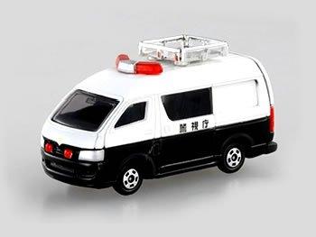 トミカ はたらくトミカ コレクション Vo.2/ハイエース 警視庁 交通鑑識車